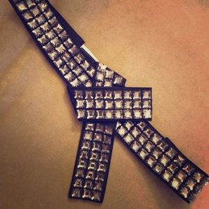 Bejeweled Bow Belt <3